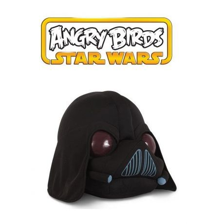 Angry Birds Star Wars Darth Vader Soft Toy