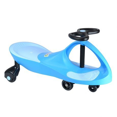 boppi Light Blue Swing Wiggle Car