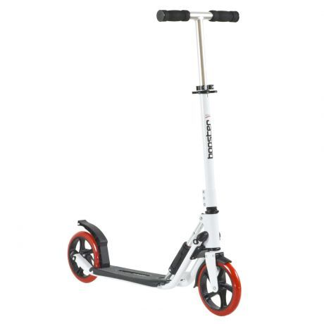 bopster sport pro urban adult folding commuter scooter