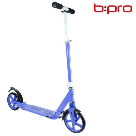 b pro Purple Adult Scooter Full Picture