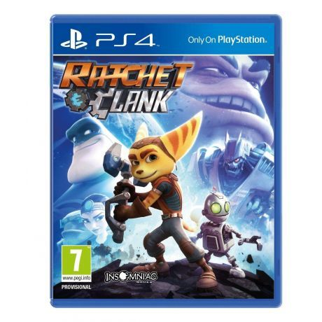 Ratchet And Clank 2016 PS4