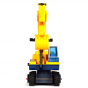 Yellow boppi ride on excavator digger for ages 12 months to 3 years