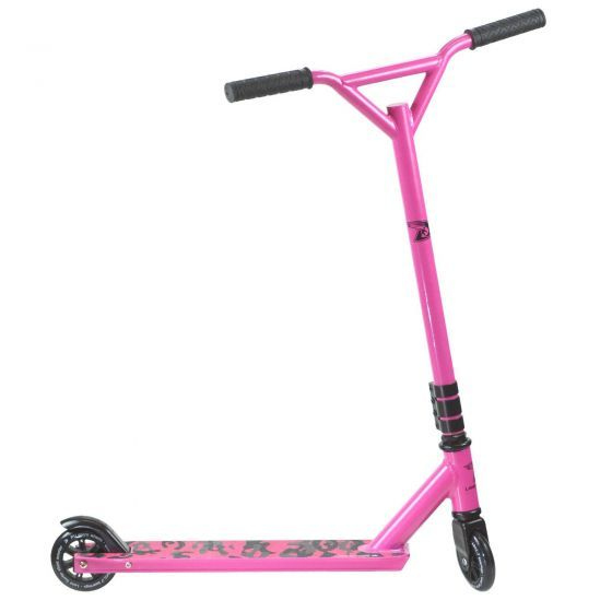 Land Surfer® Girls Stunt Scooter - Pink Camo
