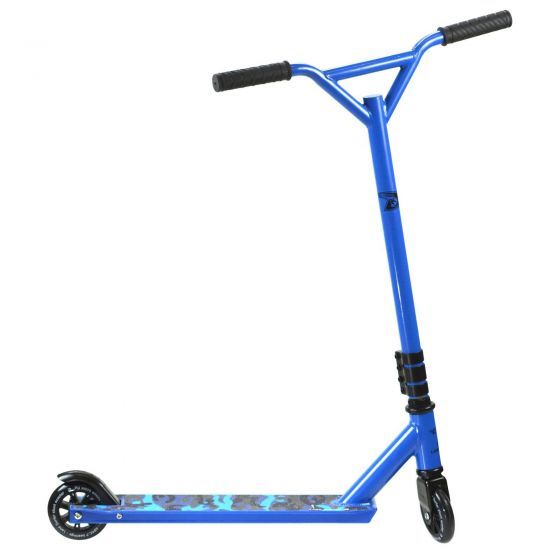 Land Surfer® Stunt Scooter - Blue Camo