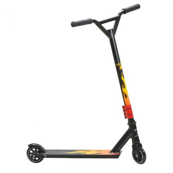 Land Surfer® Stunt Scooter - Flame