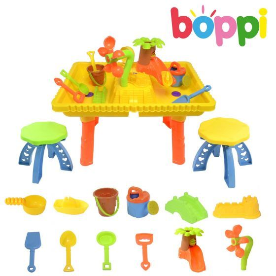 boppi Castle and and Water Table with Accessories