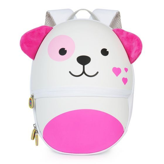 boppi Tiny Trekker Backpack Pink Dog