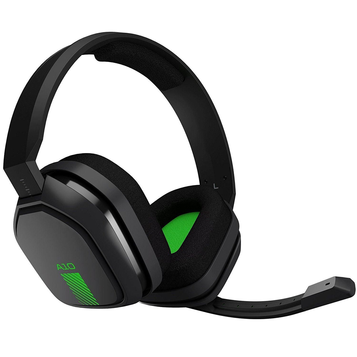 Astro A10 Headset Green Grade A Refurbished