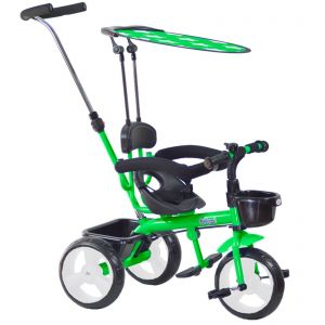boppi Tricycle 4-in-1 Trike Green