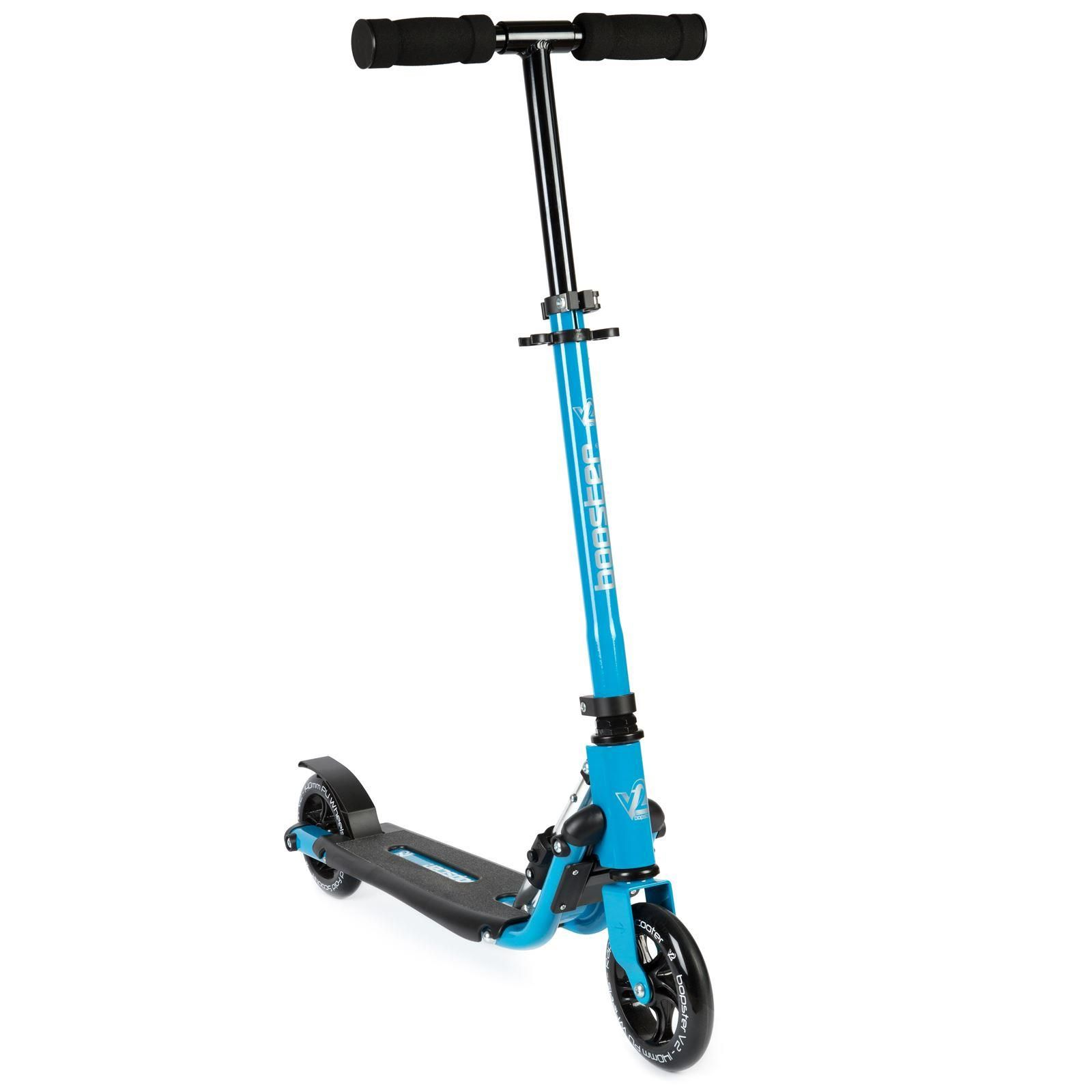 Bopster 2 Wheeled Scooter Folding V2 Blue