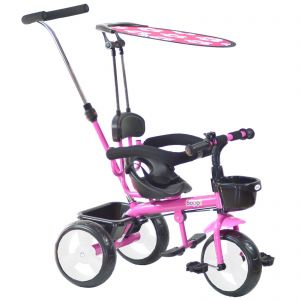 boppi 4-in-1 Baby Tricycle Stroller bopster