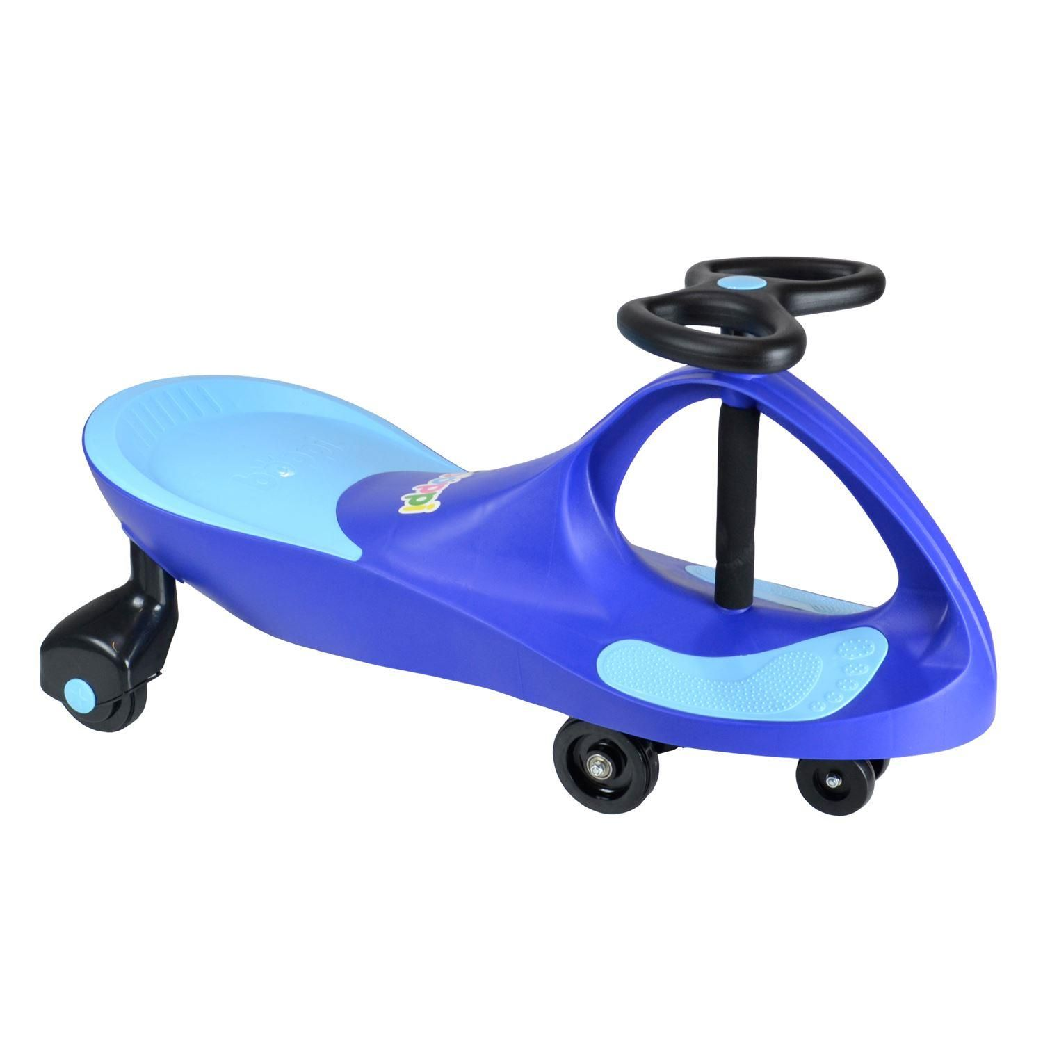 boppi Blue Swing Wiggle Car